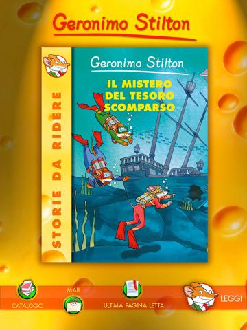 Geronimo Stilton - L'isola del tesoro