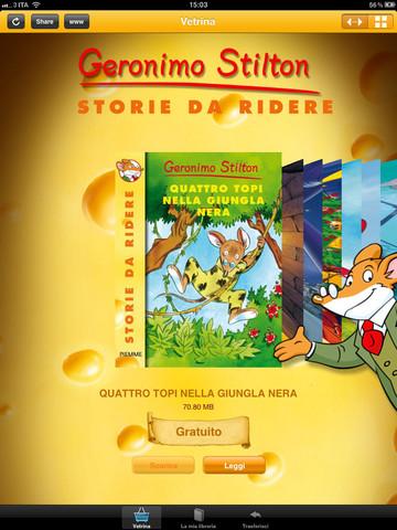 Storie da Ridere - Geronimo Stilton