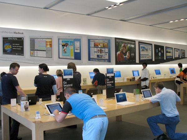 apple store usa