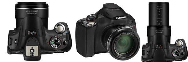 canon sx40 is