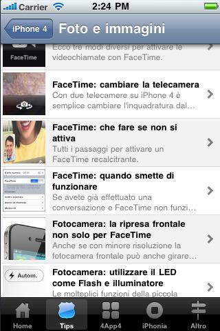 trucchi & segreti Edizione iPhone e iPod touch iphone 4
