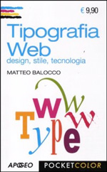 Tipografia web. Design, stile, tecnologia