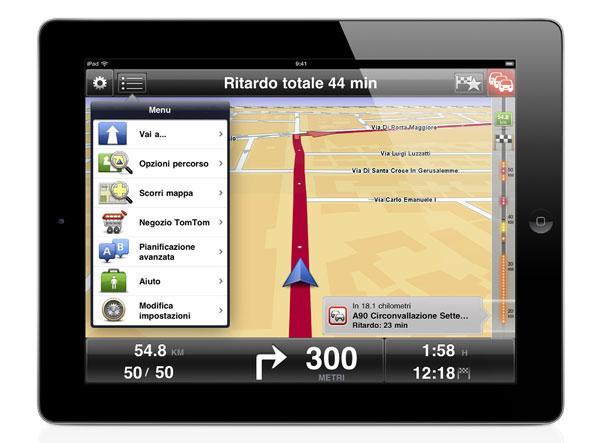 TomTom 1.9 ipad e iphone