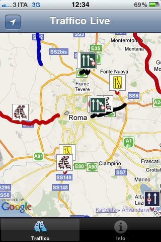 Traffico Live