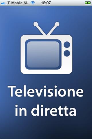 Televisione in diretta