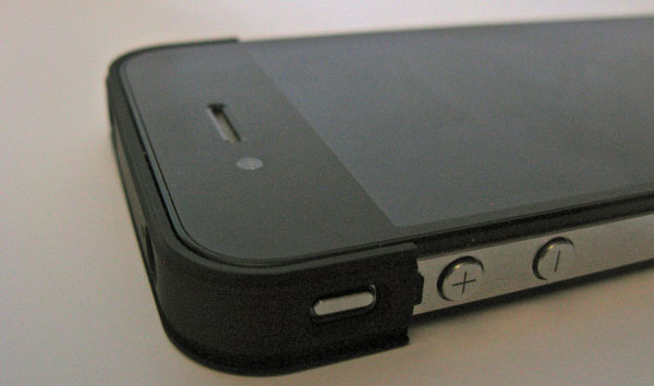 Vaveliero Cover con Batteria iPhone 4