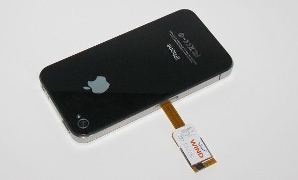 Vaveliero Dual SIM Cover