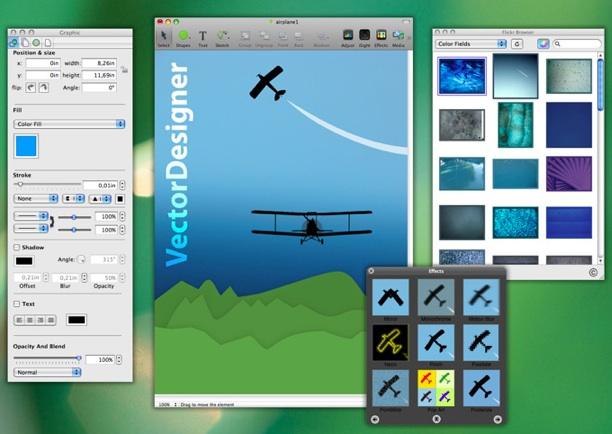 vector designer