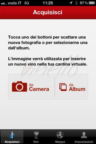 vinello per iPhone