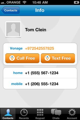 Voip economico con vonage mobile in regalo minuti for Numero per chiamare amazon
