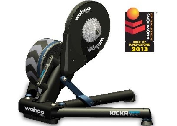 KICKR Power Trainer di Wahoo