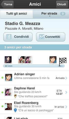 waze per iPhone e iPad