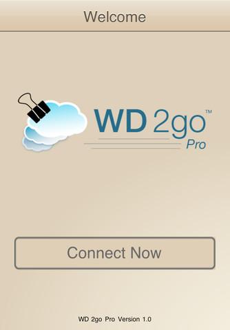 WD 2go Pro  - Western Digital