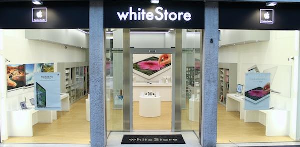whiteStore brescia