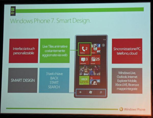 Microsoft lancia Windows Phone 7 e cerca il supporto degli