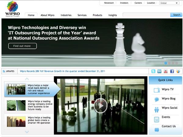 wipro sito web