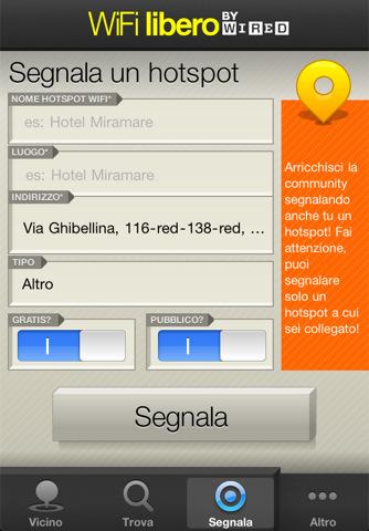Wired Wi-Fi Libero