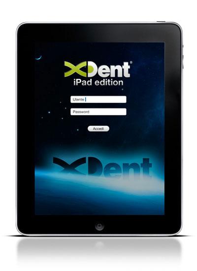XDent iPad