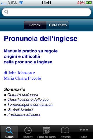 Zanichelli Pronuncia dell'Inglese di John Johnson e Maria Chiara Piccolo
